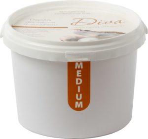 Средняя сахарная паста 1 кг DIVA 2