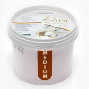 Средняя сахарная паста 1 кг DIVA