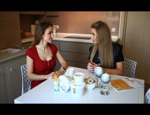 Валентина Зарицкая в программе «По домам с Машей Шевченко»