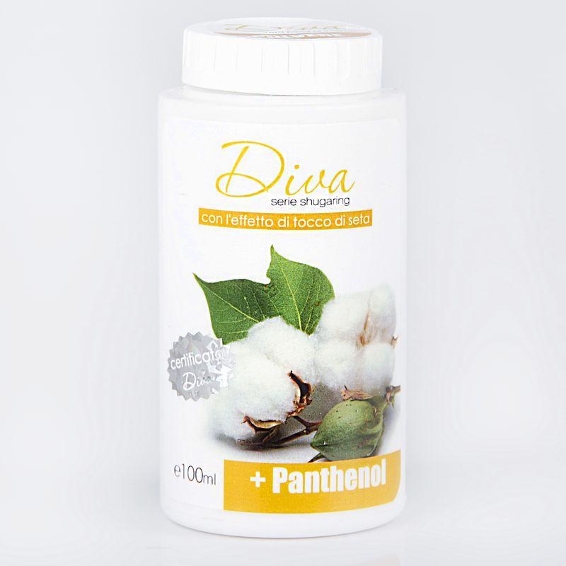 Картинка Пудра для шугаринга с пантенолом DIVA™