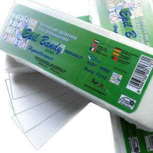 Фото полосок для депиляции Tessiltaglio (в упаковке 100 штук)